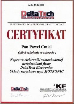 Szkolenie: naprawa elektroniki samochodowej